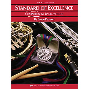 KJOS-Standard-Of-Excellence-Book-1-Drums-Mallet-Percussion-Standard