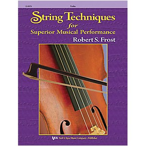 KJOS-String-Techniques-For-Superior-Musical-Performance-Violin-Standard