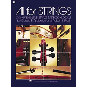 KJOS-All-For-Strings-2-Viola-Book-Standard