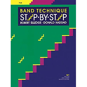 KJOS-Band-Technique-Step-By-Step-Flute-Standard