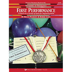 KJOS-First-Performance-Trombone-Baritone-Bc-Bassoon-Standard