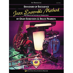 KJOS-Standard-Of-Excellence-for-Jazz-Ensemble-1st-Trumpet-Standard