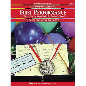 KJOS-First-Performance-Trumpet-Standard