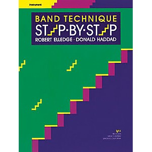KJOS-Band-Techinque-Step-By-Step-Trombone-Standard