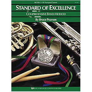 KJOS-Standard-Of-Excellence-Book-3-Trumpet-Standard
