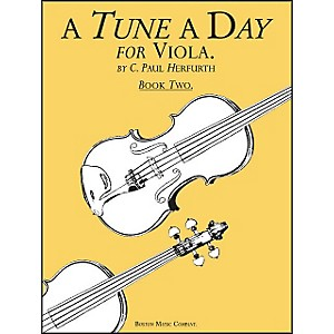 Music-Sales-A-Tune-A-Day-Viola-Book-2-Standard
