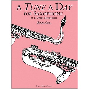 Music-Sales-A-Tune-A-Day-Saxophone-Book-1-Standard