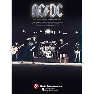 Music-Sales-AC-DC-Easy-Guitar-TAB-With-Riffs-And-Solos-Standard