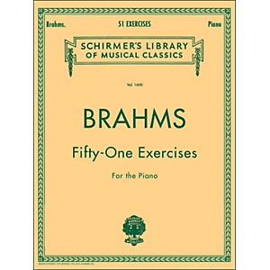 G--Schirmer-51-Exercises-For-Piano-51-By-Brahms-Standard