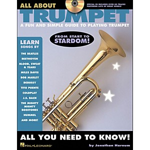 Hal-Leonard-All-About-Trumpet-Book-CD-Standard