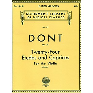 G--Schirmer-24-Etudes-And-Caprices-For-The-Violin-Op-35-By-Dont-Standard