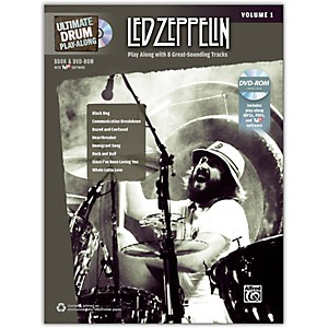 Alfred-Led-Zeppelin-Ultimate-Play-Along-Drums-Volume-1-With-2-CD-s-Standard