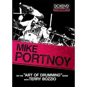 The-Drum-Channel-Mike-Portnoy---On-the--Art-of-Drumming--Show-DVD-with-Terry-Bozzio-Standard