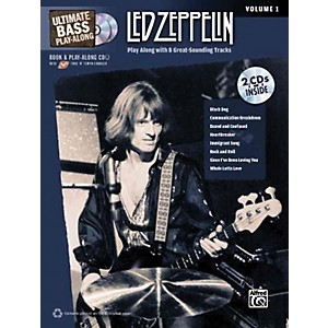 Alfred-Led-Zeppelin-Ultimate-Play-Along-Bass-Volume-1-With-2-CD-s-Standard