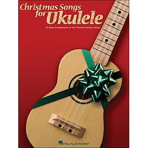 Hal-Leonard-Christmas-Songs-For-Ukulele-Standard