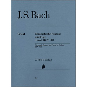 G--Henle-Verlag-Chromatic-Fantasy-and-Fugue-D-minor-BWV-903-and-903a-By-Bach-Standard