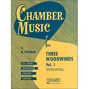 Hal-Leonard-Chamber-Music-Series-For-Three-Woodwinds--Vol--1-Flute--Oboe-Or-2nd-Flute--And-Clarinet-Standard