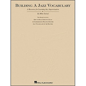 Hal-Leonard-Building-A-Jazz-Vocabulary-Standard