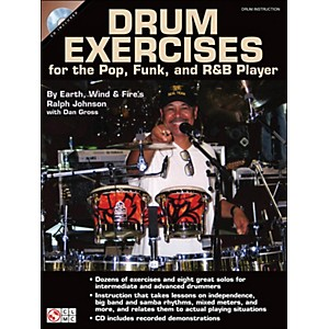 Cherry-Lane-Drum-Exercises-For-The-Pop--Funk--And-R-B-Player-Standard