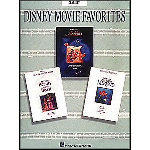 Hal-Leonard-Disney-Movie-Favorites-for-Clarinet-Standard