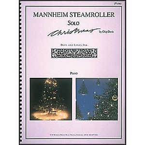 Hal-Leonard-Mannheim-Steamroller-Solo-Christmas-Solos-For-Flute-And-Piano-Standard