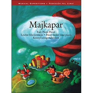 Editio-Musica-Budapest-Majkapar--Easy-Piano-Pieces-Compiled-By-µgnes-Lakos-Standard