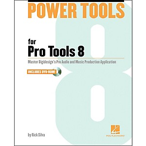 Hal-Leonard-Power-Tools-For-Pro-Tools-8-0-Standard