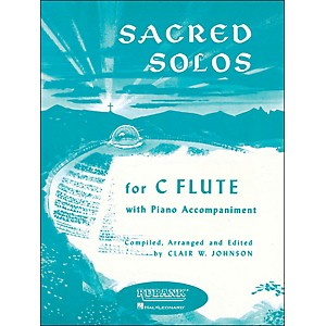 Hal-Leonard-Sacred-Solos-For-C-Flute-With-Piano-Standard