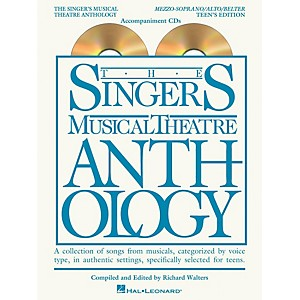 Hal-Leonard-Singer-s-Musical-Theatre-Anthology-Teen-s-Edition-Mezzo-Alto-Belter-CD-s-Only-Standard