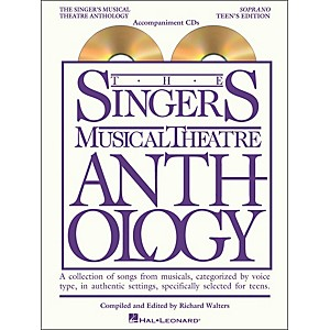 Hal-Leonard-Singer-s-Musical-Theatre-Anthology-Teen-s-Edition-Soprano-CD-s-Only-Standard