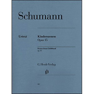 G--Henle-Verlag-Scenes-From-Childhood-Op--15-By-Schumann-Standard