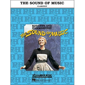 Hal-Leonard-The-Sound-Of-Music-For-Clarinet-Standard