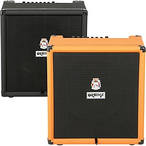 Orange-Amplifiers-Crush-PiX-Bass-Series-CR100BXT-100W-1x15-Bass-Combo-Amp-Black