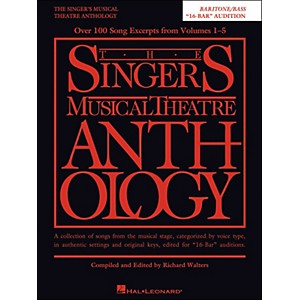 Hal-Leonard-The-Singer-s-Musical-Theatre-Anthology-Baritone-Bass-16-Bar-Audition-Standard