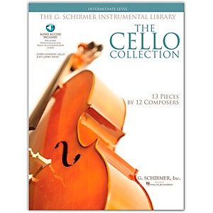 G--Schirmer-The-Cello-Collection---Intermediate-Cello---Piano-G--Schirmer-Instrumental-Library-Standard
