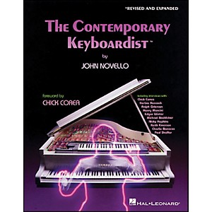 Hal-Leonard-The-Contemporary-Keyboardist-Manual---Revised-And-Expanded-Standard