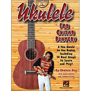 Hal-Leonard-Ukulele-For-Guitar-Players-Book-CD-Standard