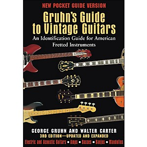 Backbeat-Books-Gruhn-s-Guide-To-Vintage-Guitars---Pocket-Edition-Standard