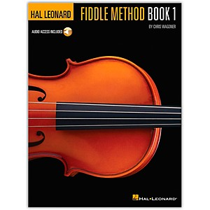 Hal-Leonard-Hal-Leonard-Fiddle-Method-Book-1-Book-CD-Standard