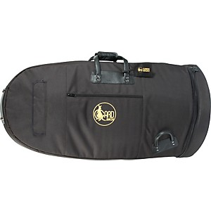 Gard-Mid-Suspension-Kaiser-Tuba-Gig-Bag-65-MLK-Black-Ultra-Leather