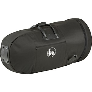 Gard-Mid-Suspension-Large-20--Bell-Tuba-Gig-Bag-64-MLK-Black-Ultra-Leather