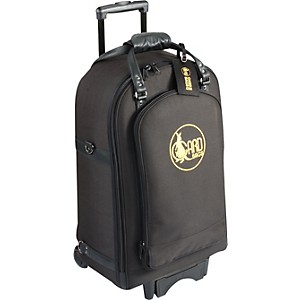 Gard-Quad-Trumpet-Wheelie-Bag-16-WBFLK-Black-Ultra-Leather
