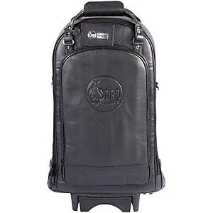 Gard-Triple-Trumpet-Wheelie-Bag-11-WBFLK-Black-Ultra-Leather