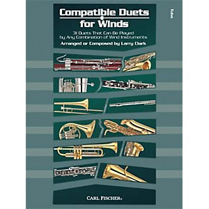 Carl-Fischer-Compatible-Duets-for-Winds--Tuba-Book-Standard