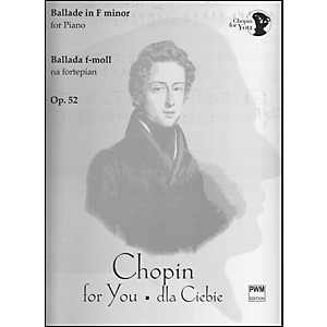 Carl-Fischer-BALLADE-IN-F-MINOR-OP-52-Book-Standard