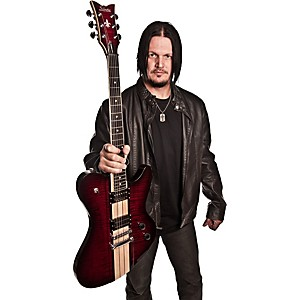 Schecter-Guitar-Research-Dan-Donegan-Ultra-Signature-Electric-Guitar-Black-Cherry