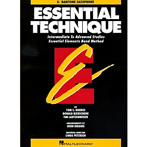 Hal-Leonard-Essential-Technique-For-E-Flat-Baritone-Saxophone---Intermediate-To-Advanced-Studies-Standard