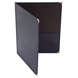 Deer-River-Choral-Leatherette-Folio-With-Bottom-Pockets-Blue-9x12