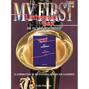 Carl-Fischer-My-First-Universal-for-Alto-Saxophone-Standard