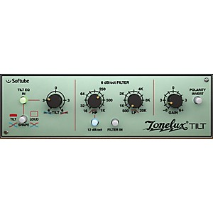 Softube-Tonelux-Tilt-EQ-Plug-in---TDM-Software-Download
